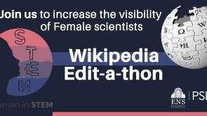 Wikipedia EDIT A THON